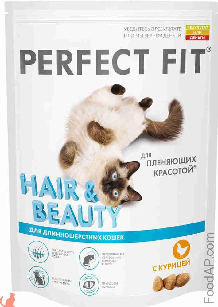 Обзор корма Perfect Fit для стерилизованных кошек