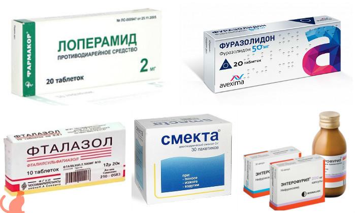 Лекарства от поноса у кошки